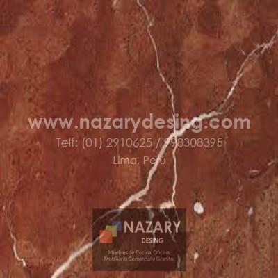 Rojo Alicante | Nazary Desing SAC | Muebles de Cocina ...