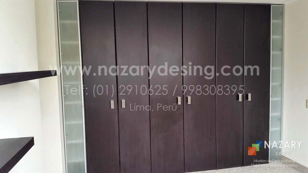 Closet de Diseño 10 | Nazary Desing SAC | Muebles de Cocina, Oficina ...