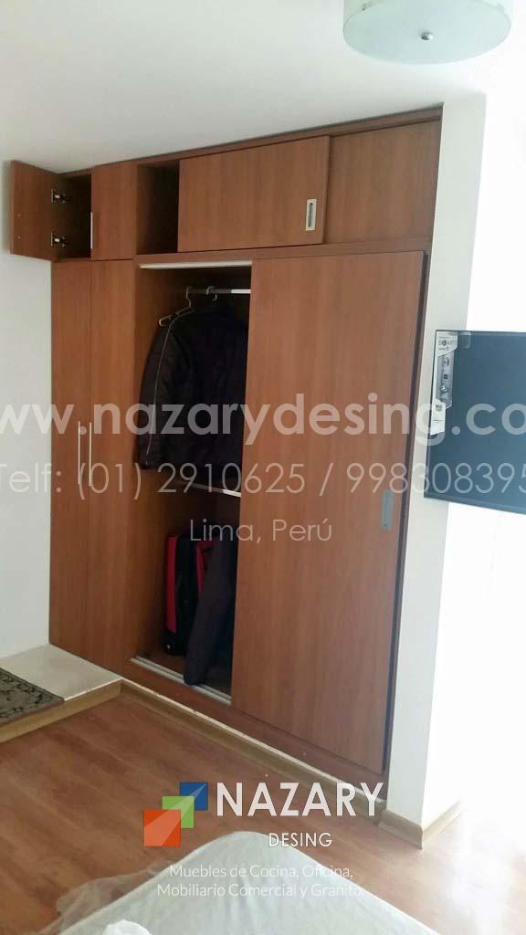 Closet de Diseño 11 | Nazary Desing SAC | Muebles de Cocina, Oficina ...