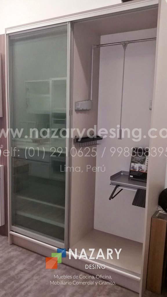 Closet de Diseño 12 | Nazary Desing SAC | Muebles de Cocina, Oficina ...