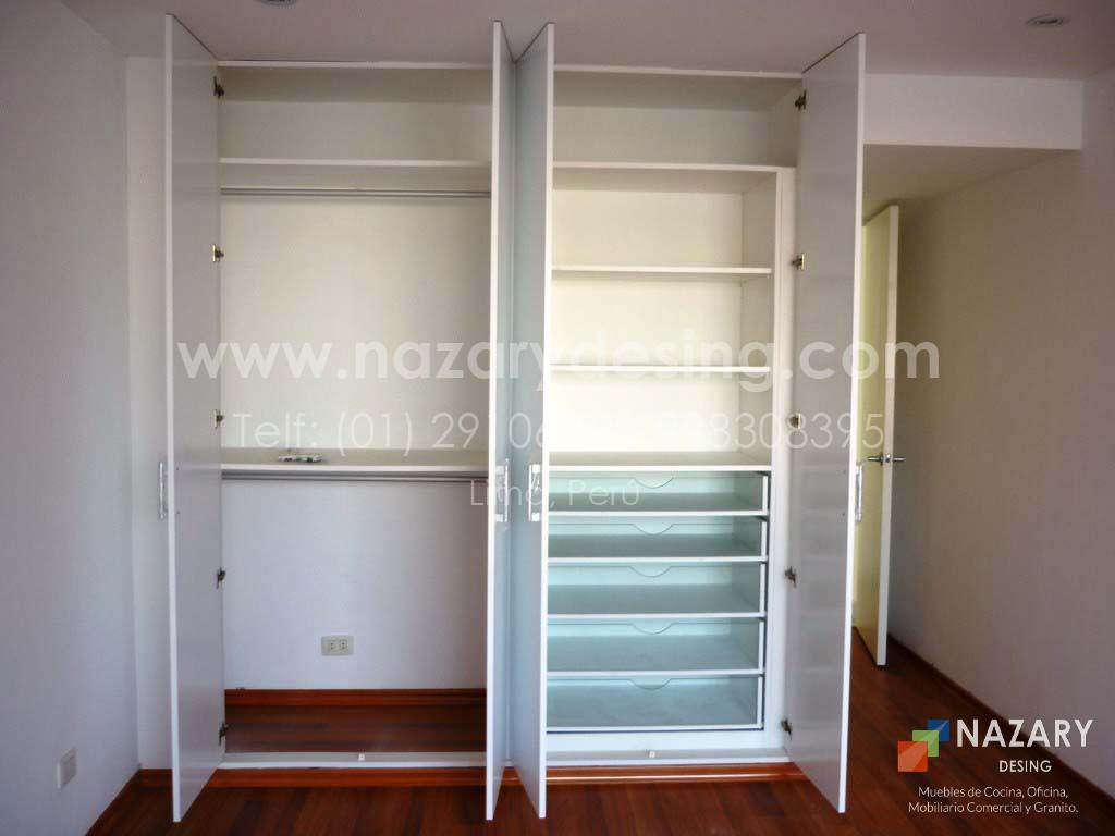 Closet de Diseño 14 | Nazary Desing SAC | Muebles de Cocina, Oficina ...