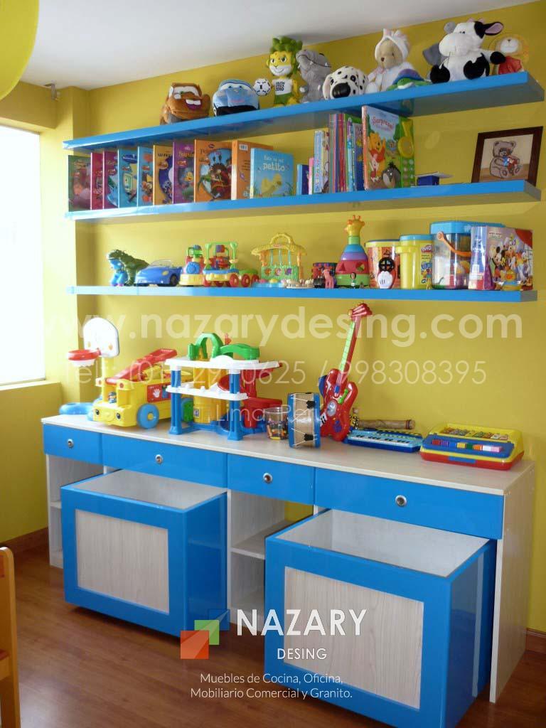 Closet de Diseño 17 | Nazary Desing SAC | Muebles de Cocina, Oficina ...