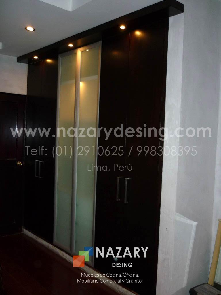 Closet de Diseño 5 | Nazary Desing SAC | Muebles de Cocina, Oficina ...