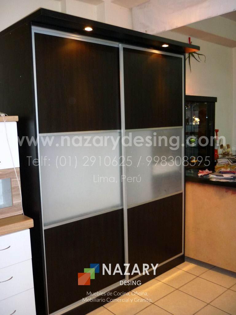 Closet de Diseño 7 | Nazary Desing SAC | Muebles de Cocina, Oficina ...