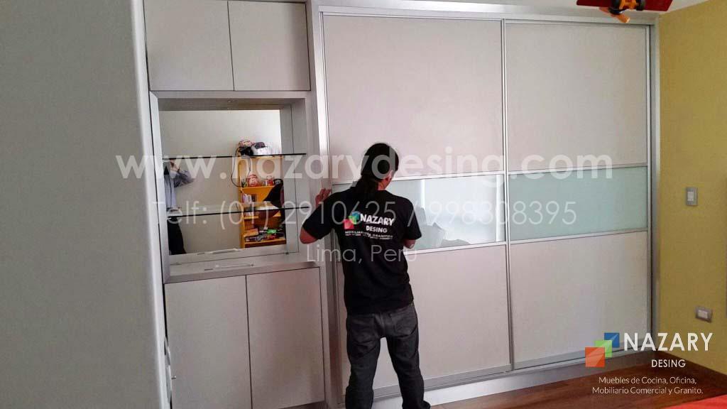 Closet de Diseño 8 | Nazary Desing SAC | Muebles de Cocina, Oficina ...