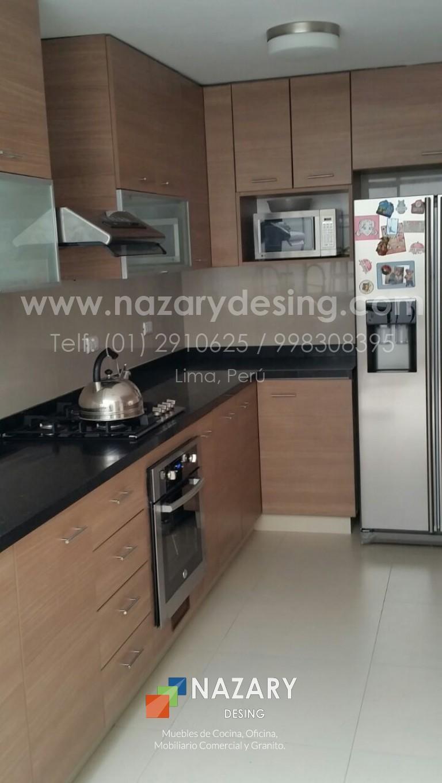 Cocina Claudia | Nazary Desing SAC | Muebles de Cocina, Oficina ...