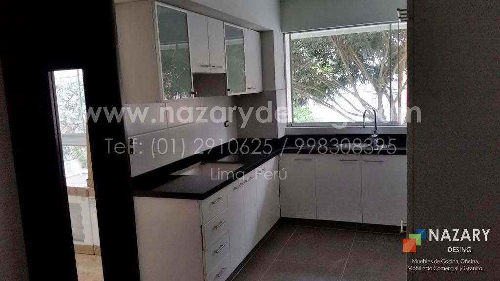 Cocina de Alca 2 | Nazary Desing SAC | Muebles de Cocina, Oficina ...