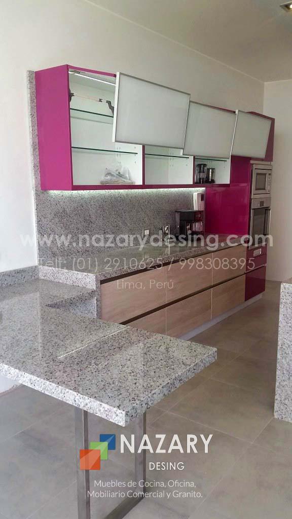Cocina Carol 1 | Nazary Desing SAC | Muebles de Cocina, Oficina ...