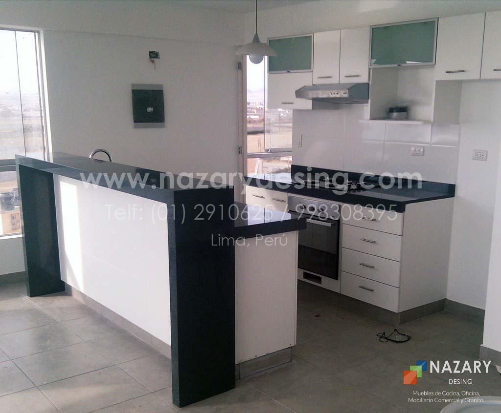Cocina nexo 1 nazary desing sac muebles de cocina for Aplicacion para diseno de cocinas
