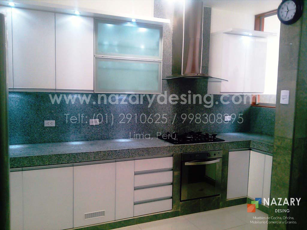 Cocina Emma | Nazary Desing SAC | Muebles de Cocina, Oficina ...
