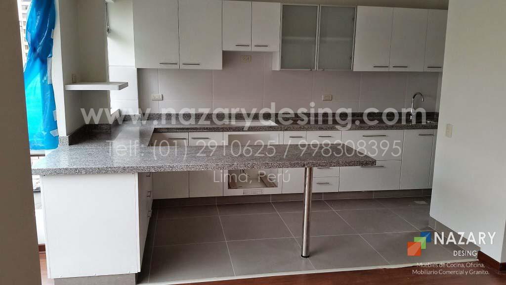 Cocina Alca 4 | Nazary Desing SAC | Muebles de Cocina, Oficina ...