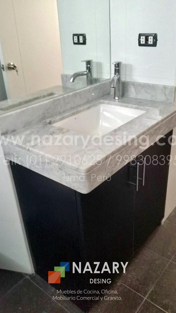Mueble de Baño 8 | Nazary Desing SAC | Muebles de Cocina ...